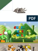Super Geny World, Preview (de Stéphane Grare)
