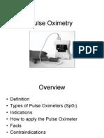 Pulse Oximetry v2