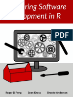 Mastering Software Development in R