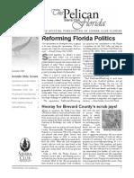 Summer 2009 Pelican Newsletter, Florida Sierra Club