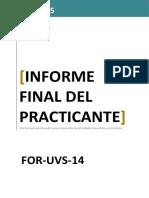 Infome Final Practicante 1