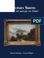 QUIROGA, Samuel Et Al Antonio Smith Historia Del Paisaje en Chile