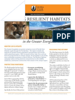 Building Resilient Habitats in the Everglades