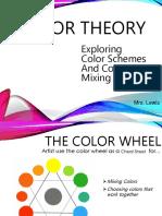a colortheoryvas
