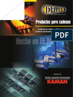 TIMKEN Brochure Chains Product SPANISH