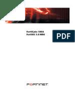 FortiGate-100A_Install_Guide_01-30006-0449-20080131