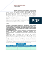Estrutura básica do Departamento Financeiro.docx