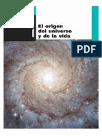Lectura T y U - El Origen Del Universo