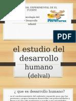 Estudio Del Desarrollo Humano Delval