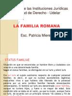 La Familia Romana (1)