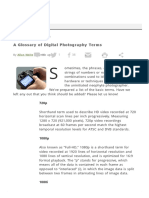 A Glossary of Digital Photography Terms _ Explora