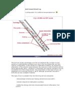 Wellbore Compensated Cement Bond Log