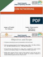 BVCOE Activity Presentation Format