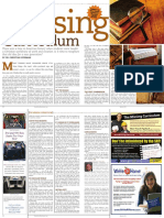 The Missing Curriculum Article HSE Magazine