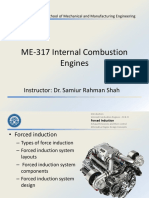 ME-317 Internal Combustion Engines_Turbocharging