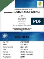 Karsinoma Nasofaring 2016