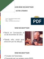 Disertación René Ríos Boettiger