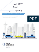SDOT - Annual Paid Parking Report - 2017