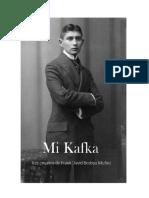 Mi Kafka - Tres Ensayos de Frank David Bedoya Muñoz