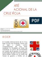 Comite Internacional de La Cruz Roja