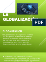 Diapositivas La Globalización Expocicion de Mañan