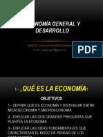 1. Economía General y Desarrollo 1