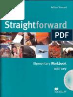 Straightforward Elementary Workbook with key.pdf