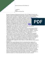 CORTEM SUPREMA de JUSTICIA - Precripción Acciones Nacidas Del Contrato de Seguro