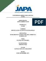 Nivel Secundario (Estructura)