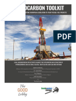 Food & Water Europe's Hydrocarbon Toolkit