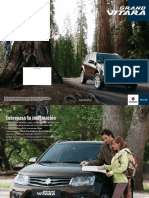 Manual de Propietario Suzuki Gran Vitara