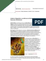 Lideres Mapuche y Su Rol en El Desarrollo de Los Sucesos Históricos