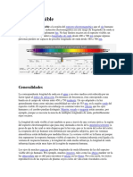 Espectro Visible - Qué Es El Color