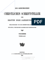 GCS 10 Origenes Der Johanneskommentar Band 4