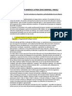 El Desarrollo en America Latina Cap 1 Curriculum (1) (1)