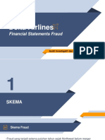 Delta Airlines fraud