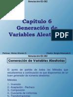 06 Generacion de Variables Aleatorias