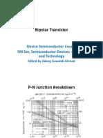 CCBipolar Transistor Rev