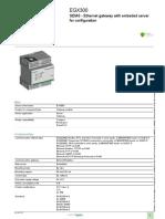 PowerLogic EGX300_EGX300