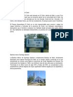 01 Lugares Turísticos de Coclé