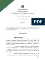 11925-91.2013 (0099) RO - ALLIS, ITAUCARD, ITAU UNIBANCO, Bancário, Financiario, Horas Extras, Equiparação