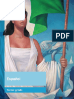 Espanol Libro de Texto Primaria Tercer Grado