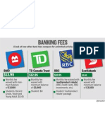 Banking Fees Web