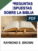 101 Preguntas y Respuestas Sobre La Biblia - Brown Raymond
