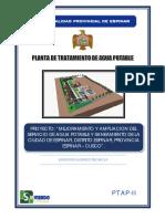 2.Ptap II Especificaciones Tecnicas