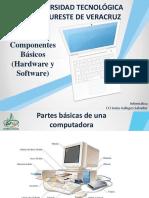 Component Es Basic Os Hardware y Software
