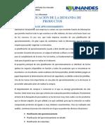 Tema 2 Planificación de La Demanda de Productos