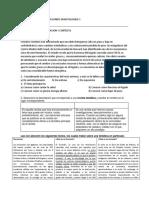 Examen de Español-2° de secundaria-Bloque 1-