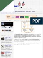 100 Cognados En Inglés, Lista + Ejemplos   Blog Para Aprender Ingles