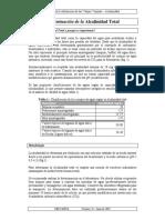 Parametros fisico quimicos ecosistemas acuaticos
